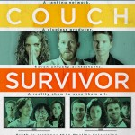 Couch Survivor Poster