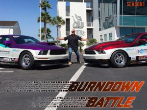 Burndown Battle