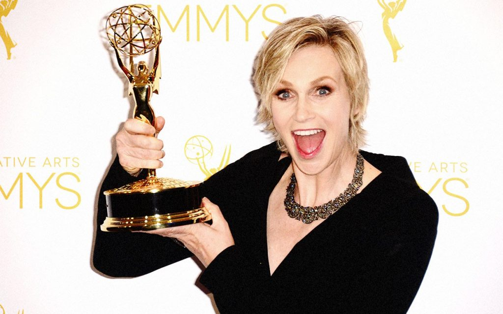 Dropping the Soap Wins the Emmy